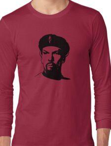 Evil Spock Plain  Long Sleeve T-Shirt