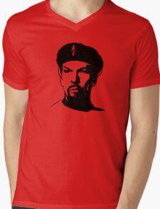 Evil Spock Plain  Mens V-Neck T-Shirt