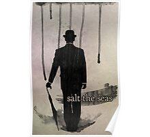 Salt The Seas Poster