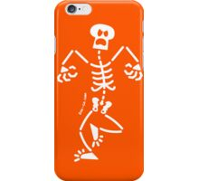 Angry Skeleton iPhone Case/Skin