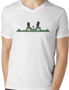 Dead Man Mens V-Neck T-Shirt