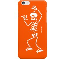 Bad Skeleton iPhone Case/Skin