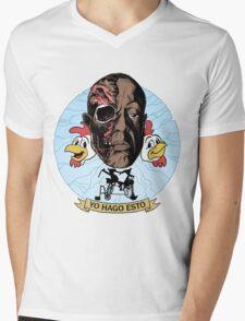 I DO THIS Mens V-Neck T-Shirt