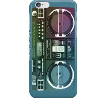 Sushiraw Radio Blaster iPhone Case/Skin