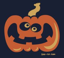 Even Crazier Pumpkin Kids Tee