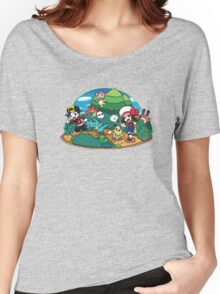 pokemon park Women's Relaxed Fit T-Shirt