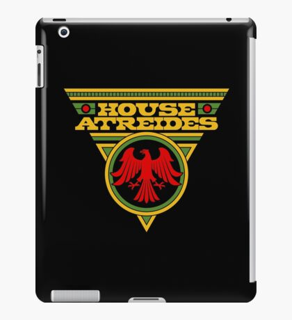 Dune HOUSE ATREIDES iPad Case/Skin