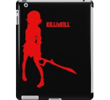 Kill la Kill Ryuko  iPad Case/Skin