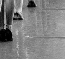 Dancers at ProDanza in Havana, Cuba Sticker