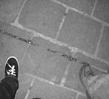 one foot in front of the other by ChristineBetts