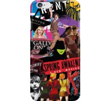 Did Someone Say Broadway? iPhone Case/Skin