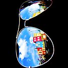 Goggles - Camden Markets - London - iPhone Cover by Bryan Freeman