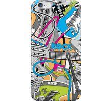 Crazy Guitars iPhone Case/Skin