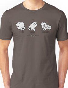 The Rock, Paper, Scissors Co. Unisex T-Shirt