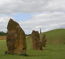Standing Stones of the 21st Century by lezvee