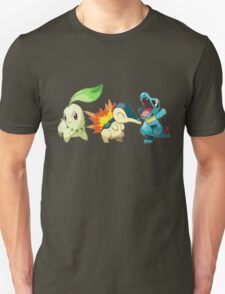 pokemon starter 1 T-Shirt