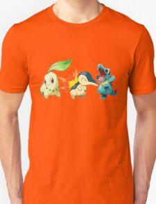 pokemon starter 1 T-Shirt