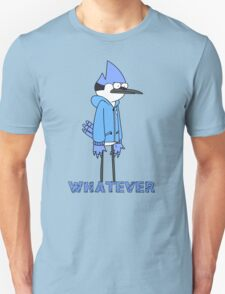 Regular show- Mordecai whatever T-Shirt