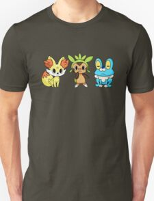 pokemon starter 3 T-Shirt