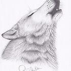 Howling Wolf by Rob Johnston