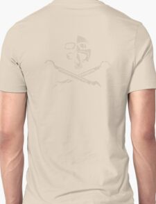 Vintage Race Skull Unisex T-Shirt