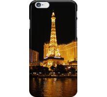 Eiffel Tower in Vegas iPhone Case/Skin