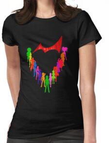 Dangan Ronpa Despair  Womens Fitted T-Shirt