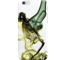 Abstract smoke iPhone Case/Skin