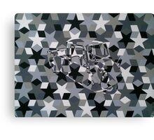 Chaotic Mazda 360 Canvas Print
