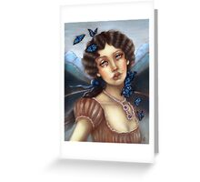 Ode To Memory Greeting Card