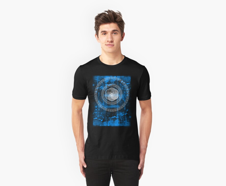 Just Another T-Shirt - Flower Of Life by MichaelJPenney