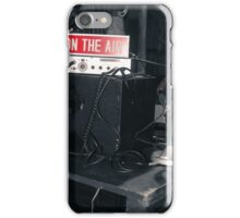 On the Air  iPhone Case/Skin