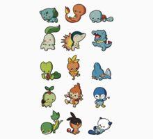 pokemon cute Kids Clothes