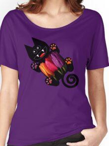 KITTEN 7/10 Women's Relaxed Fit T-Shirt
