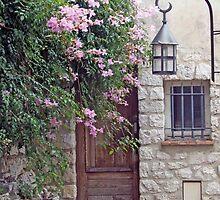 Doorway In Eze by phil decocco