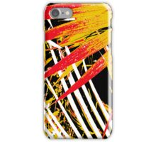 Palms Away III iPhone Case/Skin