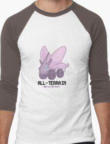 ALL-TERRAIN Venomoth Men's Baseball ¾ T-Shirt