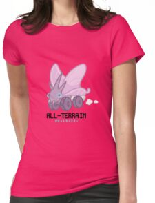 ALL-TERRAIN Venomoth Womens Fitted T-Shirt