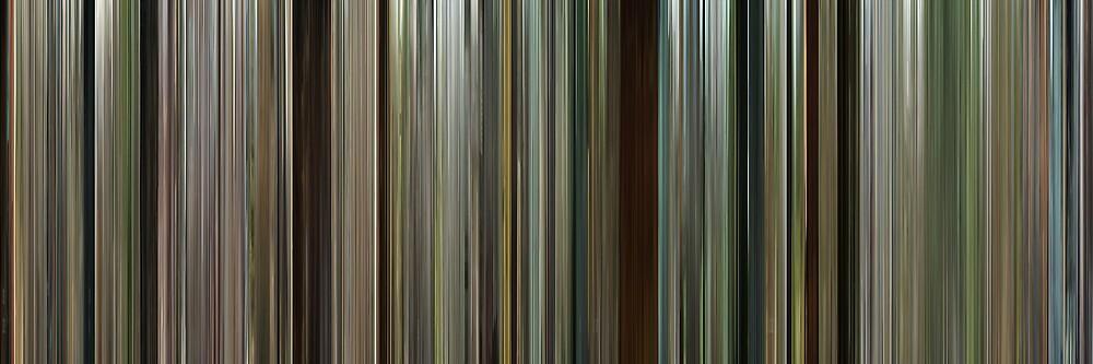 Moviebarcode: Blood Diamond (2006) by moviebarcode