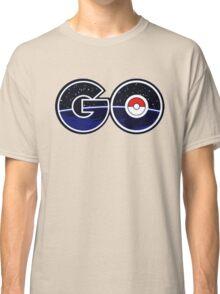 pokemon go logo Classic T-Shirt