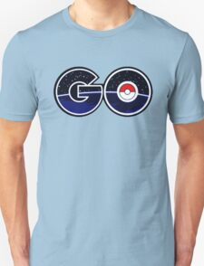 pokemon go logo T-Shirt