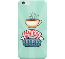 Central Perk iPhone Case/Skin