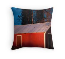 Valborg #5 Throw Pillow
