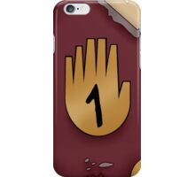 GRAVITY FALLS: JOURNAL 1 iPhone Case/Skin