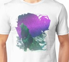 Wolf in the forest REDUX Unisex T-Shirt