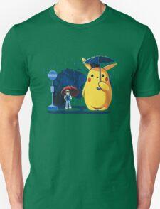 pokemon totoro scene Unisex T-Shirt