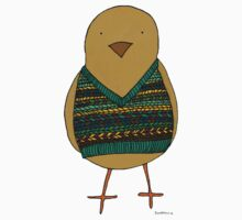Knitwear for birds by sparklehen