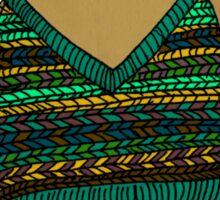 Knitwear for birds Sticker