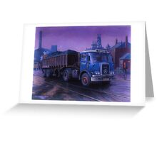 Atkinson Borderer artic. Greeting Card