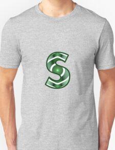 Fractal – Alphabet – S is for Simple T-Shirt